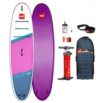 Сап-доска Red Paddle 10'6 Ride SE Purple 2021